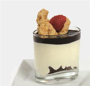 Banana and Chocolate Mousse